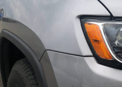 Front End Dent Removal